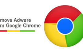 How to remove Adware from Google Chrome