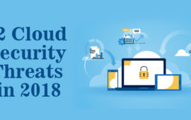 12 Cloud Security Threats in 2018
