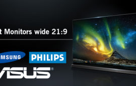 Monitors Wide 21: 9 (Ultra Wide Screen): Which to Buy