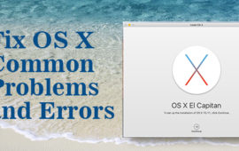 How to Repair the Mac, Fix Os X Problems and Errors