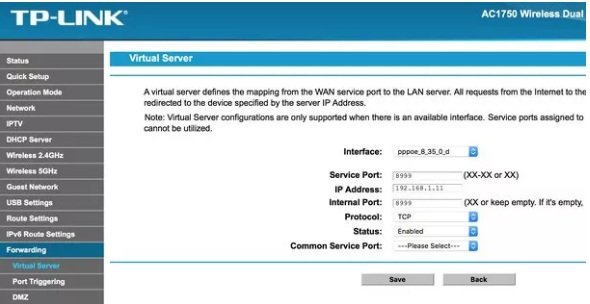 TP-Link router - UAE Technician