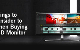 How to Choose the LCD Monitor and Screen Resolution