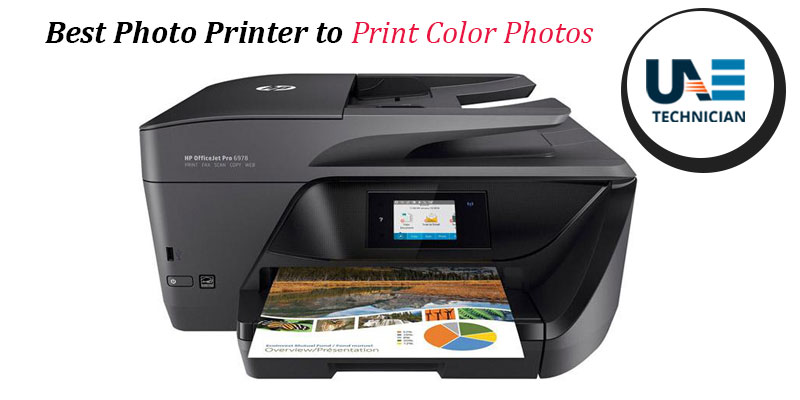 Photo Printer to Print Color Photos: Which One to Buy