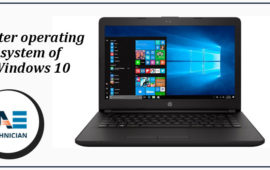 Faster Operating System of Windows 10