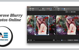 Improve Blurry Photos Online by Making Them Sharper