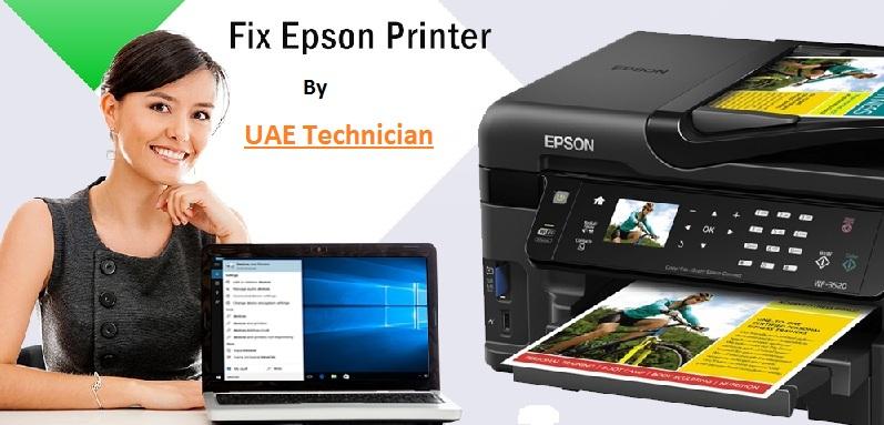 How to fix the Epson 7600 Printer Command Error? - UAE Technician