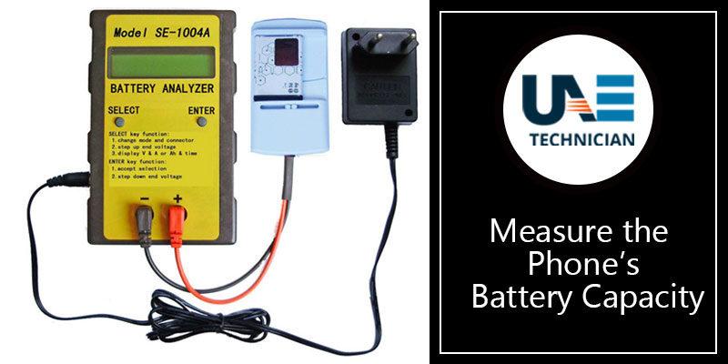 Measure the Phone's Battery Capacity