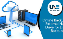 Online Backup vs. External Hard Drive for Data Backup