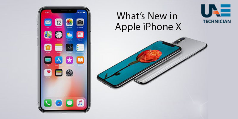 What-New-in-Apple-iPhone-X