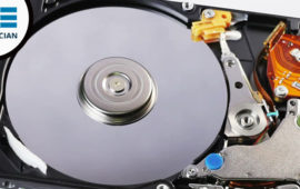 What is a fragmented hard drive?