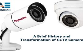 A Brief History and Transformation of CCTV Camera Device