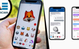 Apple launches iOS 11.3. Get to know about all latest features such as New AR Experiences, Animoji and much more today!