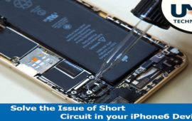 How to Identify and Solve the Issue of Short Circuit in your iPhone6 Device?