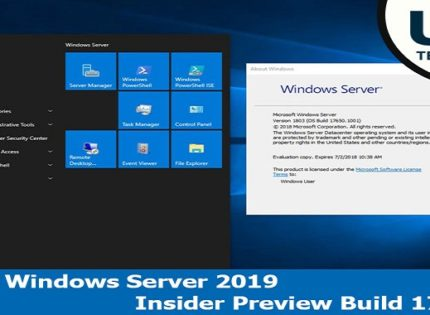 Windows Server 2019 Insider Preview Build 17650 launched by Microsoft