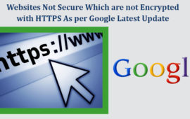 Install https on the website to make it more Secure
