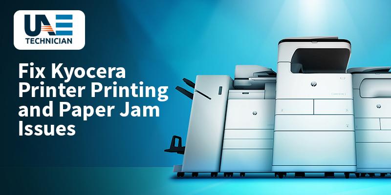 Kyocera Printer Troubleshooting