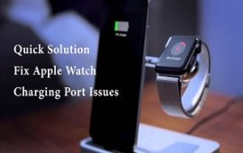 Fix Apple Watch Charging Port Issues with Our Smart Solutions