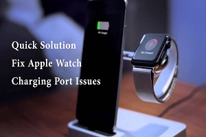 Fix Apple Watch Charging Port Issues