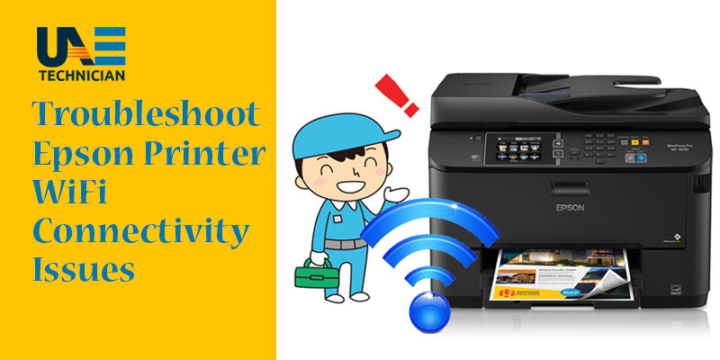 Fix Epson printer WiFi not getting connected: