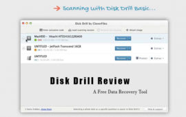 Disk Drill Review – A Free Data Recovery Tool