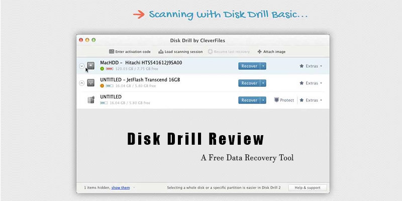 Disk Drill Review