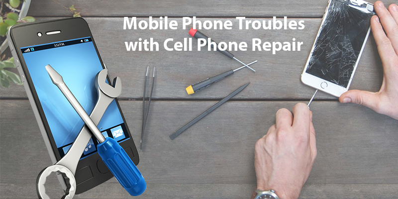 End Your Mobile Phone Troubles with Cell Phone Repair Near Me