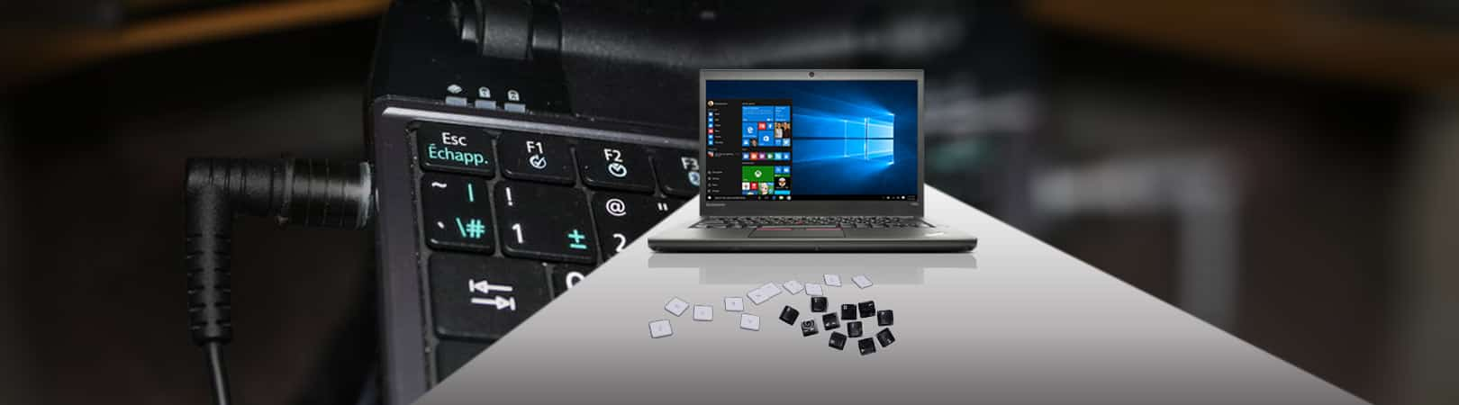 banner image - Dell Laptop Keyboard Replacement