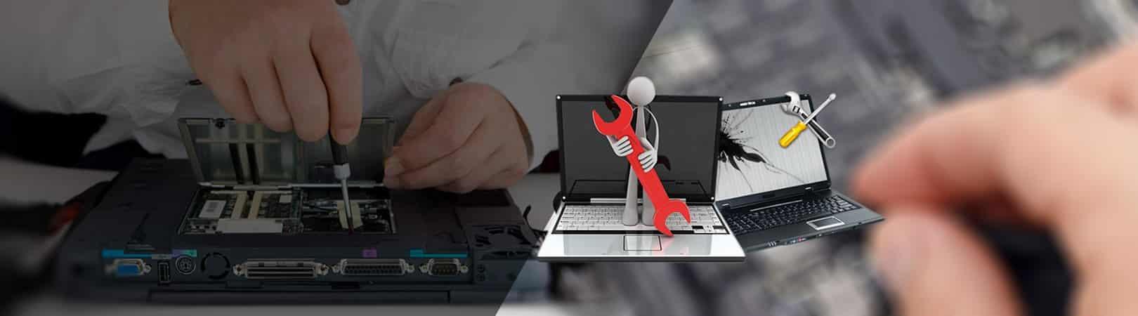 banner image - HP Laptop water Damage