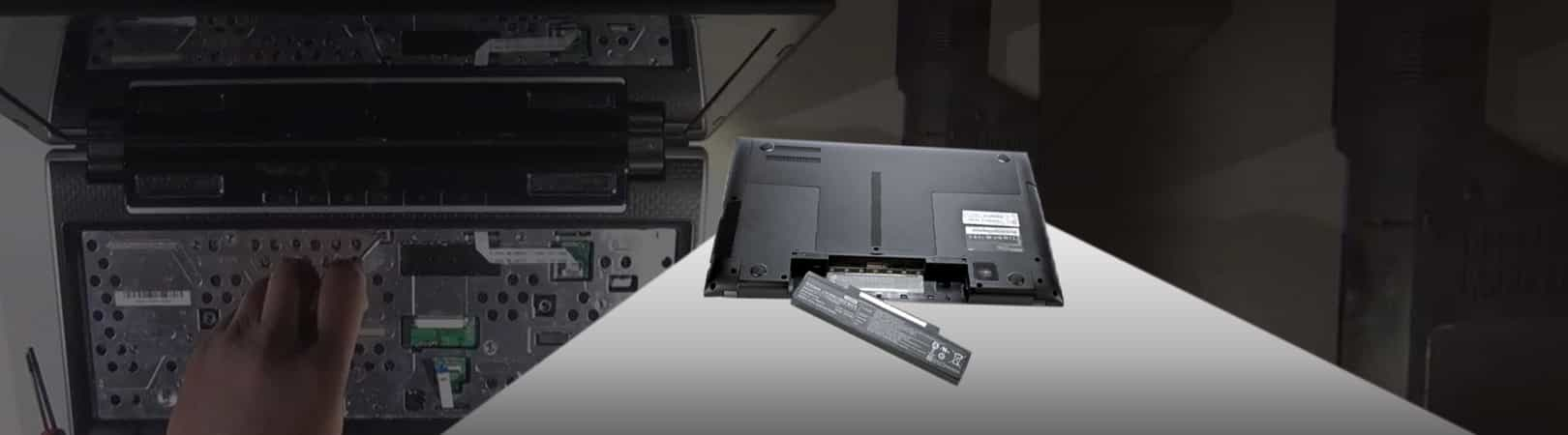 banner image - Samsung Laptop Battery Replacement
