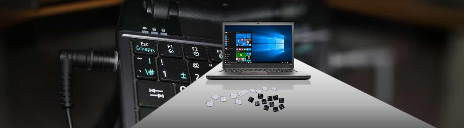 banner image - Samsung Laptop Keyboard Replacement