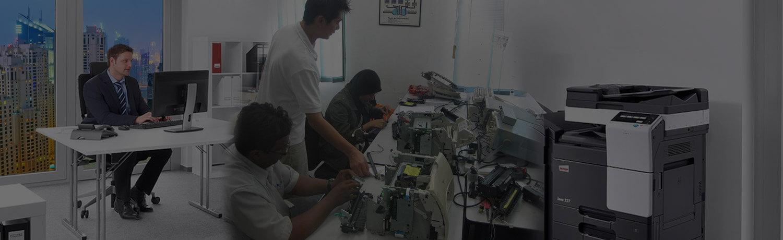 banner image - Dell Printer Repair Services