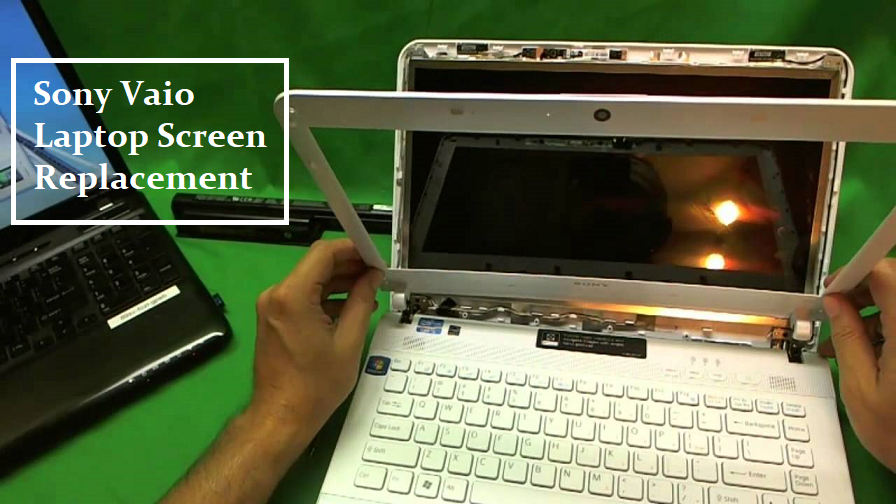 Sony Vaio Laptop Screen Replacement