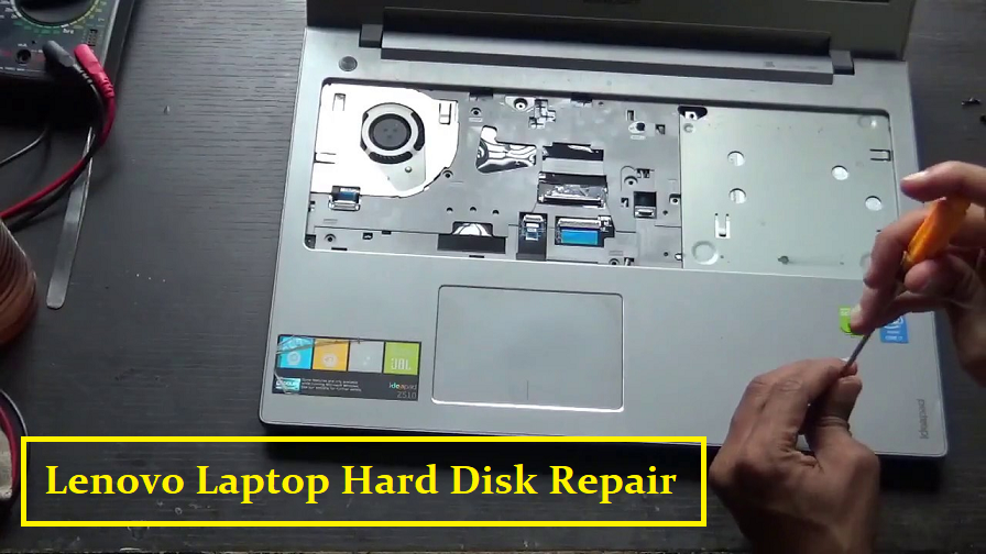 Lenovo Laptop Hard Disk Replacement