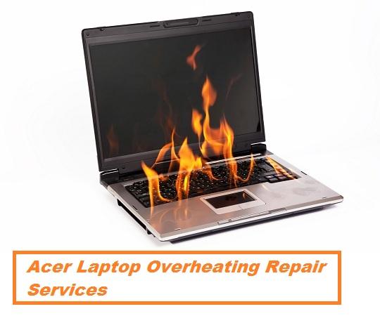 Acer Laptop Heating Repair in Dubai