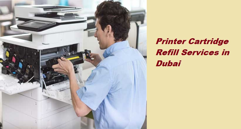 Printer Cartridge Refilling Services Dubai