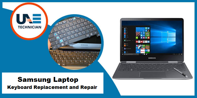 Samsung Laptop Keyboard Replacement