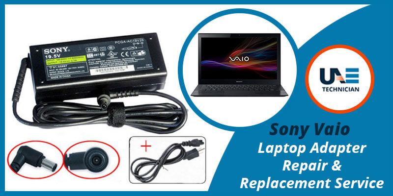 Sony Vaio Laptop Adapter Repair