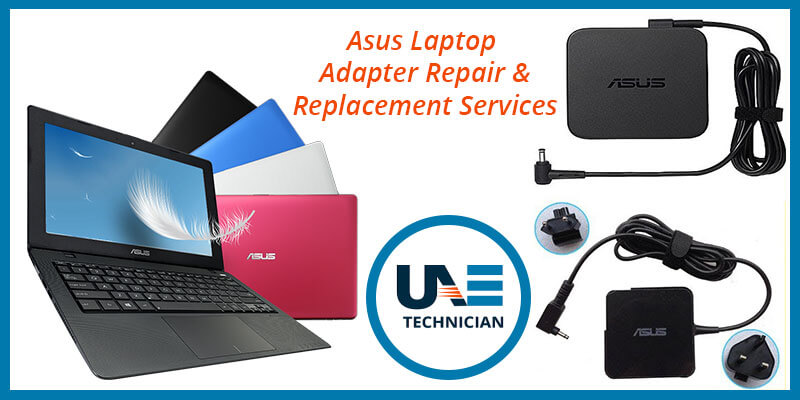 Asus Laptop Adapter Repair