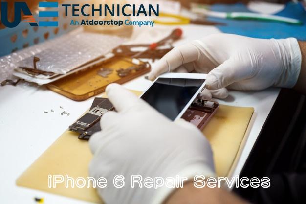 iPhone 6 Repair Services Dubai, Abu dhabi, Sharjah
