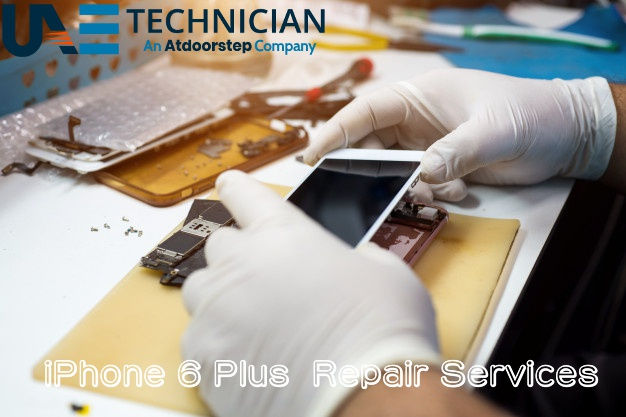 iPhone 6 Plus Repair Services Dubai, Abu dhabi, Sharjah