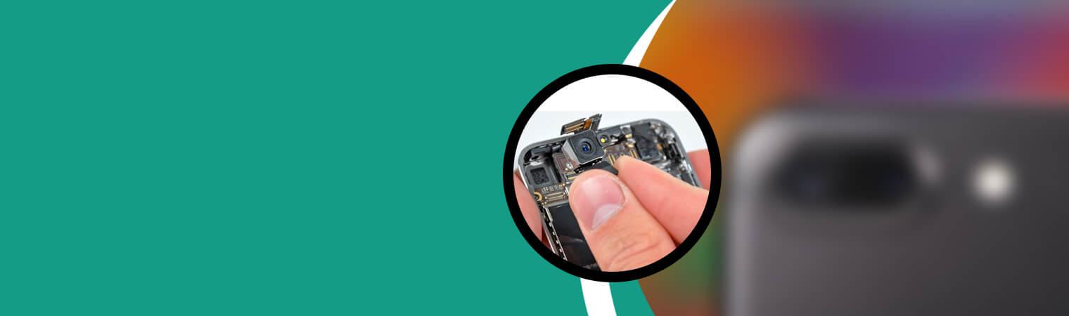 iPhone Camera Repair Services in Dubai