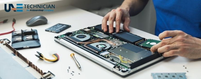 Laptop Hard Drive Replacement Dubai, UAE