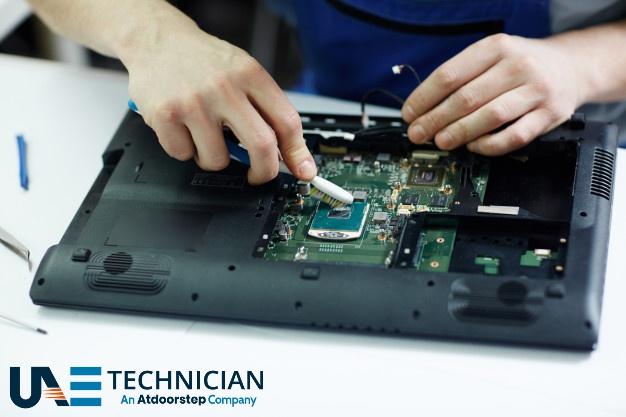 Laptop Repair Abu Dhabi