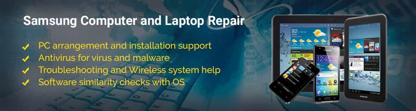 Samsung Computer & Laptop Repair Services