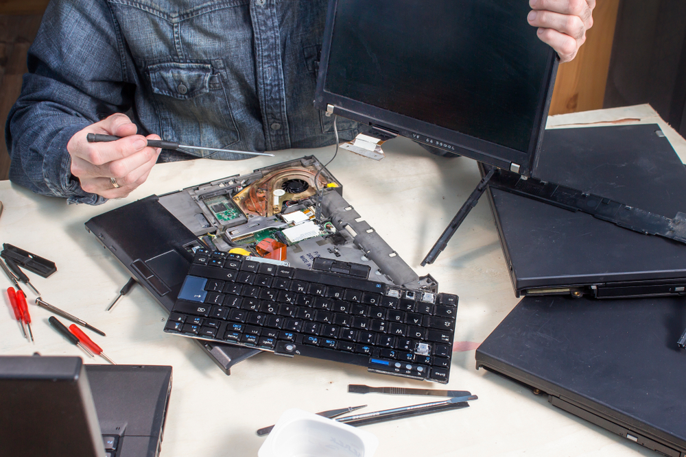 Samsung Laptop Screen Replacement