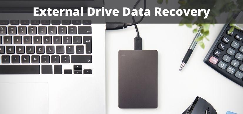 External Drive Data Recovery in Dubai