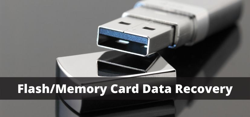 Flash/Memory Card Data Recovery