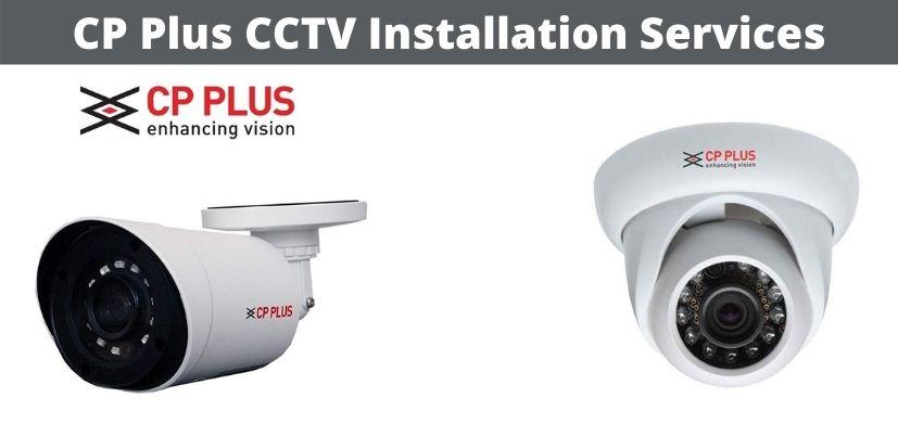 CP Plus CCTV Installation Services in UAE