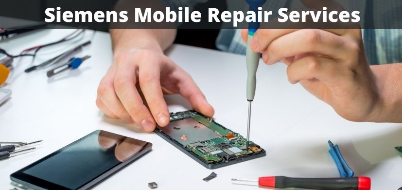 Siemens Mobile Repair Services