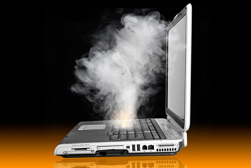 Dell Laptop Heating Repair Dubai UAE